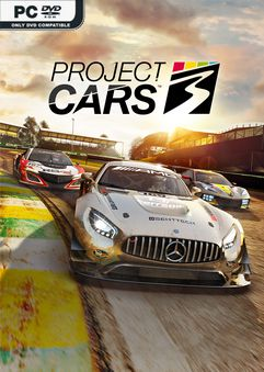 Project CARS 3 Deluxe Edition CODEX