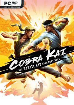 Cobra Kai The Karate Kid Saga Continues CODEX