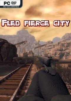 Fled fierce city DARKSiDERS