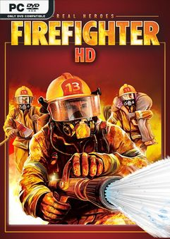 Real Heroes Firefighter HD Razor1911
