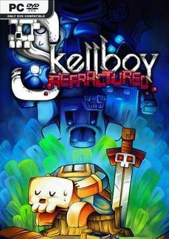 Skellboy Refractured DARKZER0