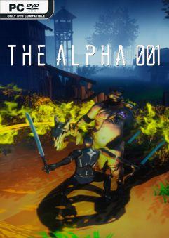 The Alpha 001 DARKSiDERS