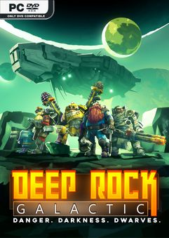 Deep Rock Galactic Modest Expectations CODEX
