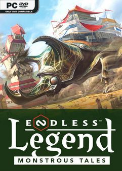 Endless Legend Monstrous Tales PLAZA