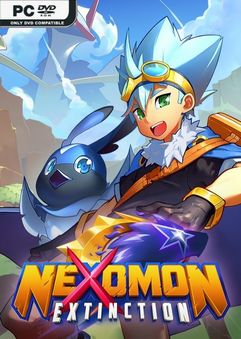Nexomon Extinction Custom Mode GoldBerg