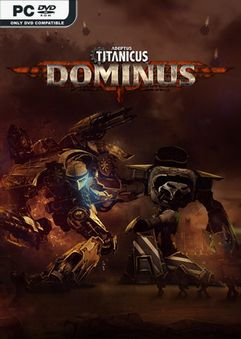 Adeptus Titanicus Dominus CODEX