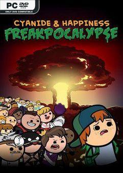 Cyanide and Happiness Freakpocalypse SKIDROW