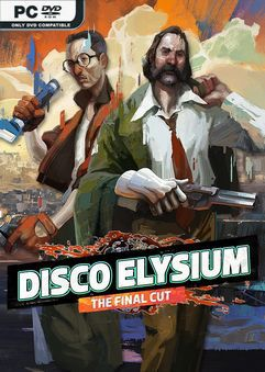 Disco Elysium The Final Cut v46393 GOG