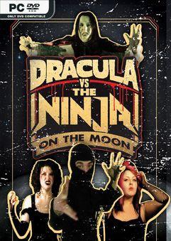 Dracula VS The Ninja On The Moon DARKSiDERS