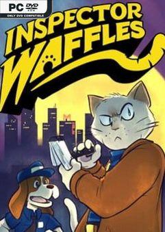 Inspector Waffles DINOByTES