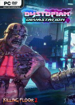 Killing Floor 2 Dystopian Devastation GoldBerg
