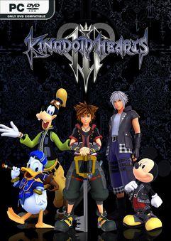 Kingdom Hearts III and Re Mind CODEX
