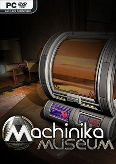 Machinika Museum DARKSiDERS