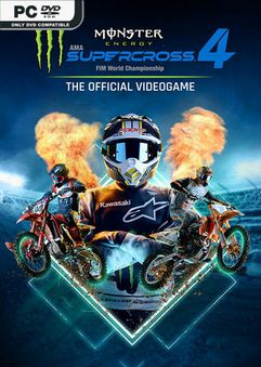 Monster Energy Supercross The Official Videogame 4 CODEX