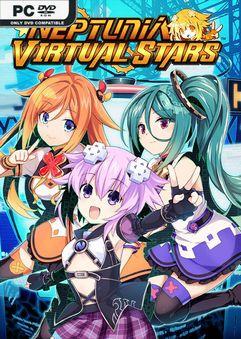 Neptunia Virtual Stars CODEX