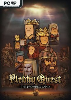 Plebby Quest The Promised Land ALI213