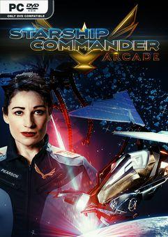 Starship Commander Arcade SKIDROW