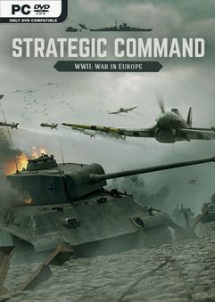 Strategic Command WWII War in Europe v1.20 Razor1911