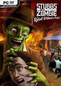 Stubbs the Zombie in Rebel Without a Pulse GOG