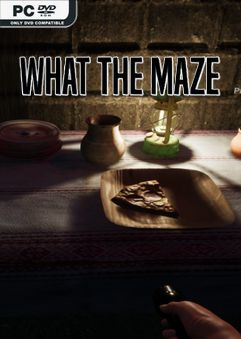 What The Maze DARKSiDERS