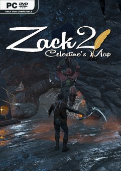 Zack 2 Celestines Map DARKSiDERS