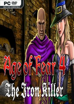 Age Of Fear 4 The Iron Killer DARKSiDERS