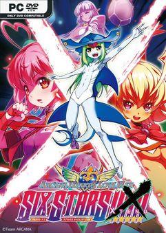 Arcana Heart 3 LOVEMAX SIXSTARS XTEND PLAZA