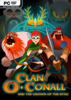 Clan OConall and the Crown of the Stag DARKSiDERS