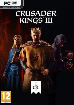 Crusader Kings III v1.3.1 P2P
