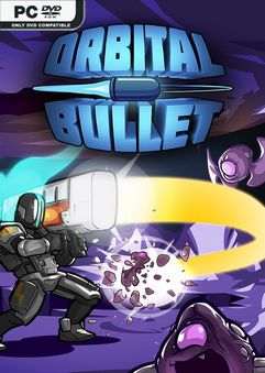 Orbital Bullet The 360 Rogue lite Early Access