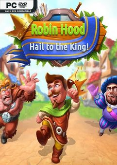 Robin Hood Hail to the King DARKSiDERS
