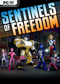 Sentinels of Freedom Chapter 2 PLAZA