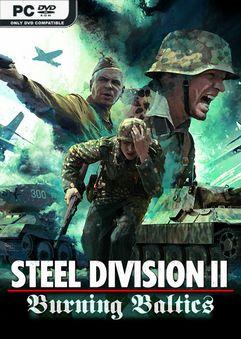 Steel Division 2 Burning Baltics CODEX