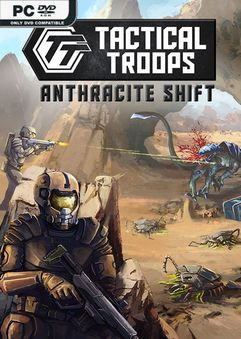 Tactical Troops Anthracite Shift SKIDROW