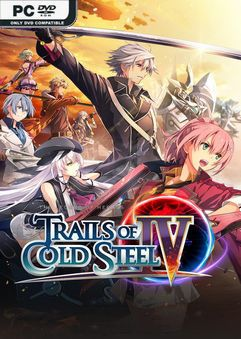 The Legend of Heroes Trails of Cold Steel IV CODEX