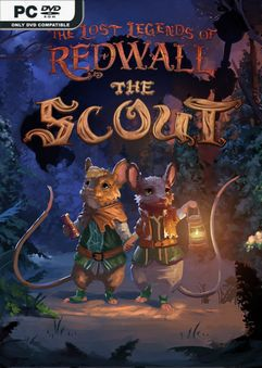 The Lost Legends of Redwall The Scout Act II SKIDROW