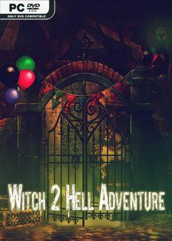 Witch 2 Hell Adventure DARKSiDERS