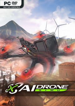 AI Drone Simulator DOGE