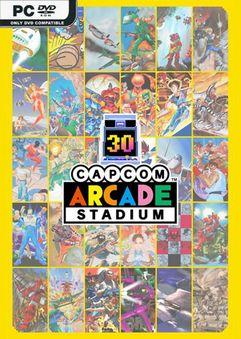 Capcom Arcade Stadium GoldBerg