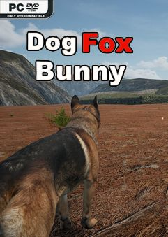 Dog Fox Bunny DOGE