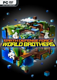 EARTH DEFENSE FORCE WORLD BROTHERS CODEX