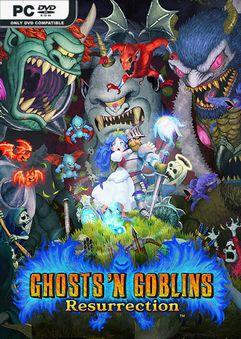 Ghosts n Goblins Resurrection CODEX