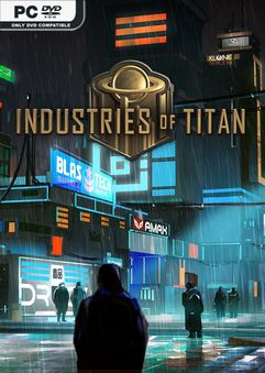 Industries of Titan Darkness Falls Early Access