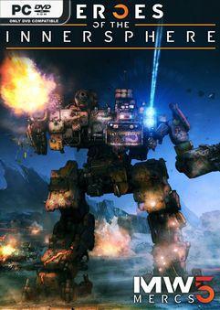 MW 5 Mercenaries Heroes of the Inner Sphere CODEX