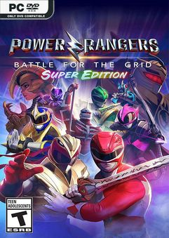 Power Rangers Battle for the Grid Super Edition PLAZA