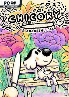 Chicory A Colorful Tale GoldBerg