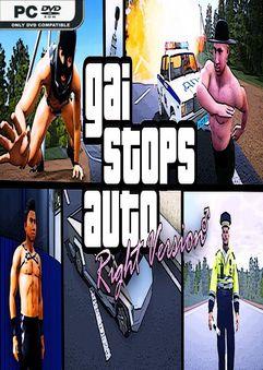 GAI Stops Auto Right Version Simulator PLAZA