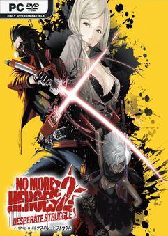 No More Heroes 2 Desperate Struggle CODEX