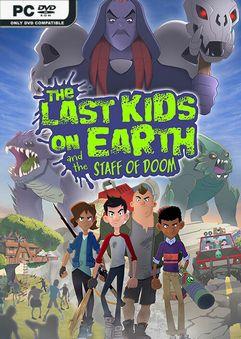 Last Kids on Earth and the Staff of Doom FLT