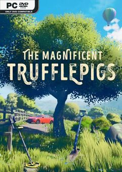 The Magnificent Trufflepigs DOGE